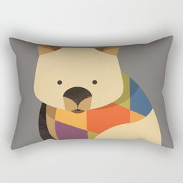 Wombat Rectangular Pillow