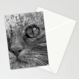 Kitty Splash Fever Stationery Cards
