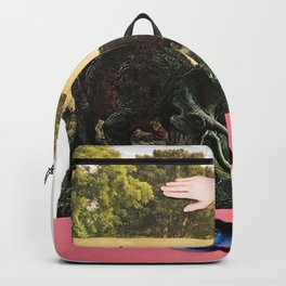 Ancient Aliens Backpack