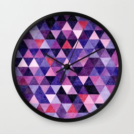 Galactique Wall Clock