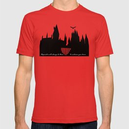 Hogwarts Is Our Home  T-shirt