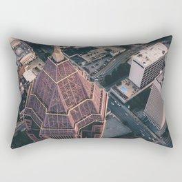 Atlanta, Georgia Rectangular Pillow