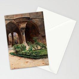 GEORG PAULI, PARKLAND IN PARIS. Stationery Cards