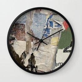 Berlin Posters-www Wall Clock