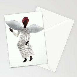 African Angel Stationery Cards