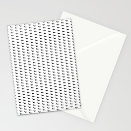 Mini Dachshund Pattern #199 Stationery Cards