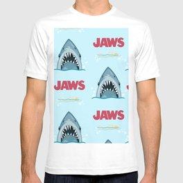 Shark Pattern no.1 T-shirt