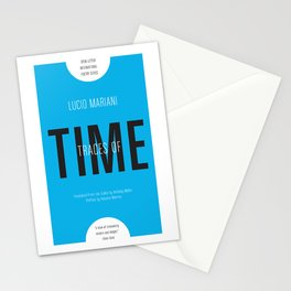 Traces of Time Stationery Cards