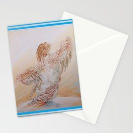 Odyssey Integral - [Angel Related Art] ~ By Jo-Ellen Stationery Cards