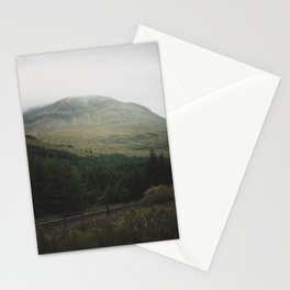 to oban, ii Stationery Cards