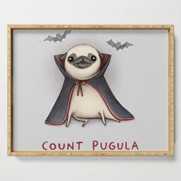Count Pugula Serving Tray