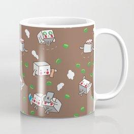 Miso Soup with Tofu and Green Onions (2019) Coffee Mug