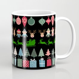 Christmas Elves & More Coffee Mug