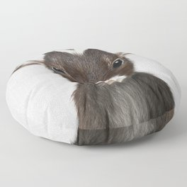 Baby Goat - Colorful Floor Pillow
