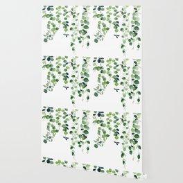 Eucalyptus Watercolor 2  Wallpaper
