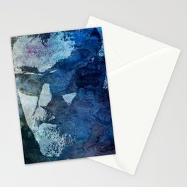 Cool and Mysterious Stationery Cards