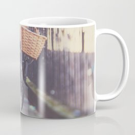 Summer time bicycle photograph Coffee Mug
