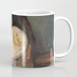 Edvard Munch - Inheritance - Digital Remastered Edition Coffee Mug