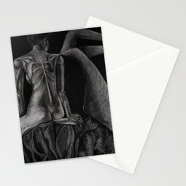 It Twists But Never Dies Stationery Cards