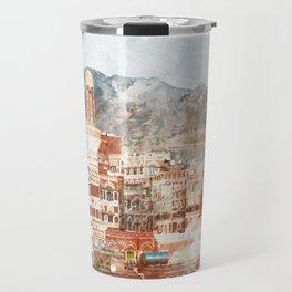 Sana'a, Yemen Travel Mug