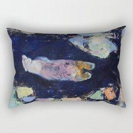 Polar Bear Journey Rectangular Pillow