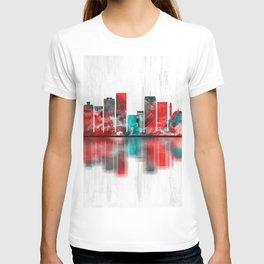 Abidjan Ivory Coast Skyline T-shirt