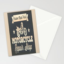 MotoBiKe RiDe 4 Stationery Cards