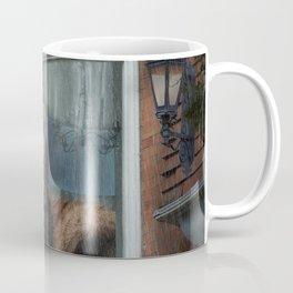 A Stormy Night Ferret Coffee Mug