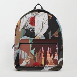 Dan We Live Baby! Backpack