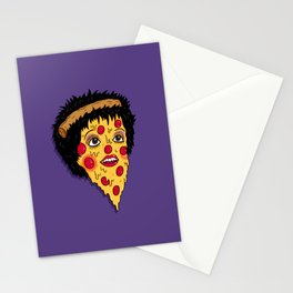 Pizza Minnelli Stationery Cards