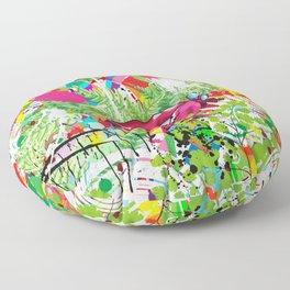 Fernilicious Floor Pillow