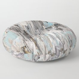 Multicolour Floor Pillow