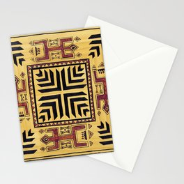 Southwest Shaman Tile Stationery Cards