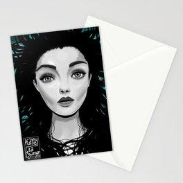 Misterio Femenino Stationery Cards