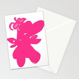 Ms. Quackers Stationery Cards
