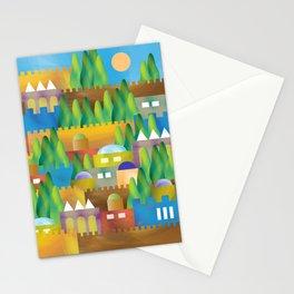 Jerusalem Stationery Cards