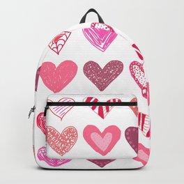 Many Hearts Backpack