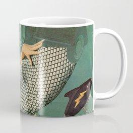 Mechanic Mermaid    Coffee Mug