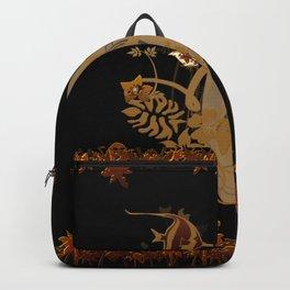 Hawaiian, tropical design Backpack
