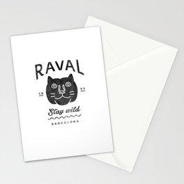 Raval Barcelona Stationery Cards