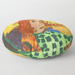 Goddess Brigid Floor Pillow