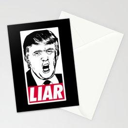 Trump - Liar Stationery Cards