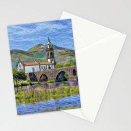 Sao Antonio, Ponte de Lima, Portugal Stationery Cards