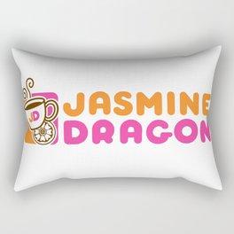 Jasmine Dragon  Rectangular Pillow