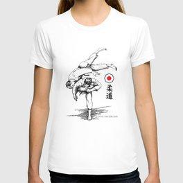 Técnica de Judo T-shirt