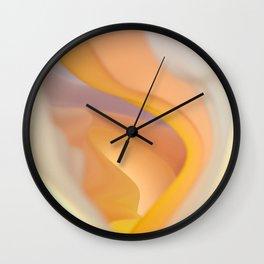 Billowy A Wall Clock