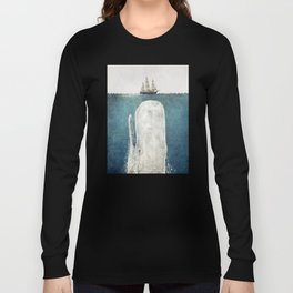 The White Whale Long Sleeve T-shirt