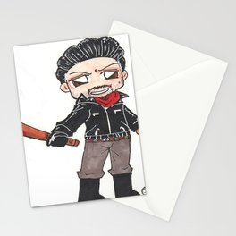 Negan Stationery Cards