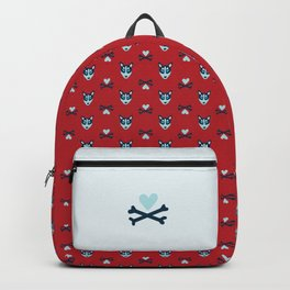 doggone it (red) Backpack