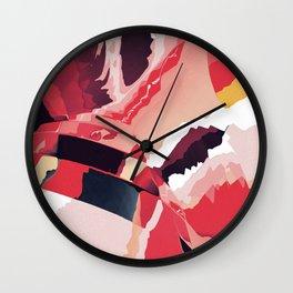 Spot the Clown fish Wall Clock